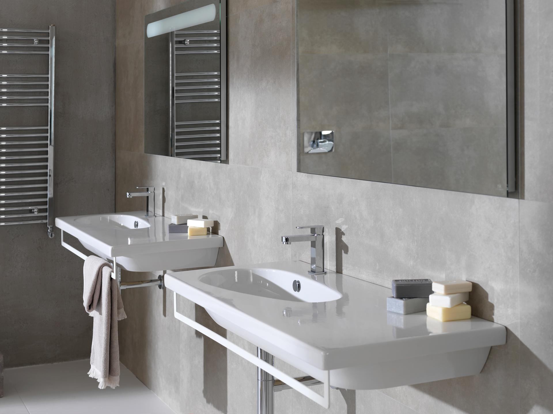 Lavabo hotels 100126423 robinetterie salle de bain noken for Robinetterie porcelanosa