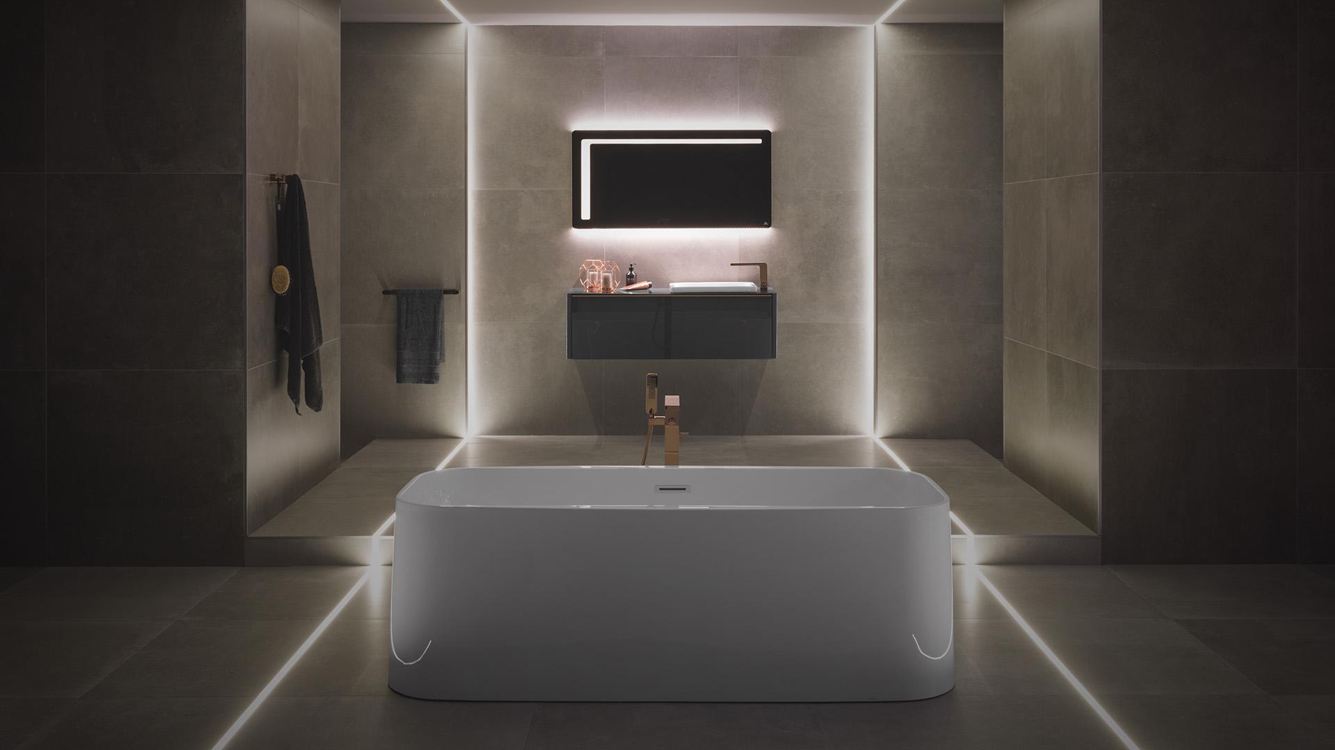 Vasche Da Bagno Porcelanosa Prezzi : Equipaggiamento da bagno noken