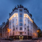 Hotel Felicien (París). Noken Projects