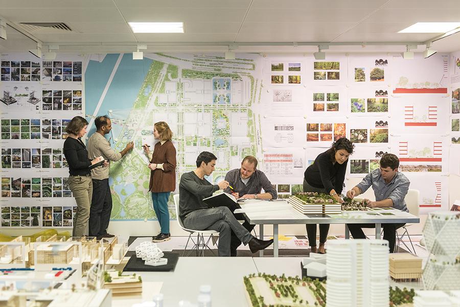 Foster + Partners Design Studio