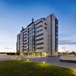 Edificio 214 VPPB Valdebebas (Fotógrafo: Alfonso Quiroga)