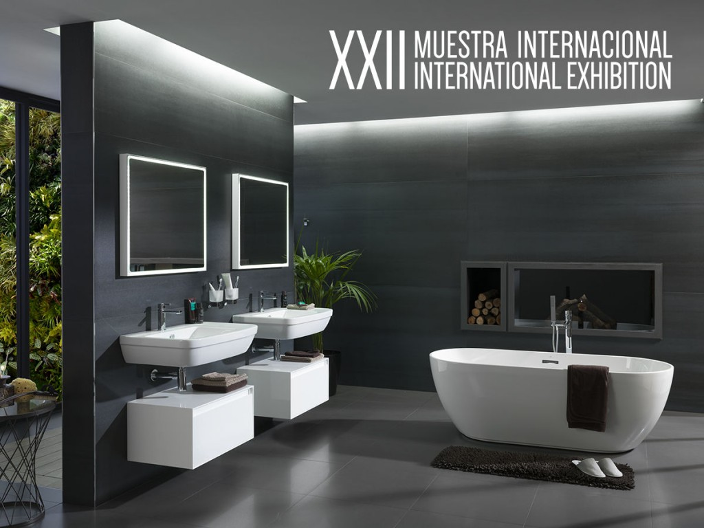 Noken extends their wide products range for the 22nd for International decor bathrooms
