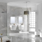 Bathroom Design Porcelanosa-Chelsea Collection-BelleEpoque-NokenDesign-1