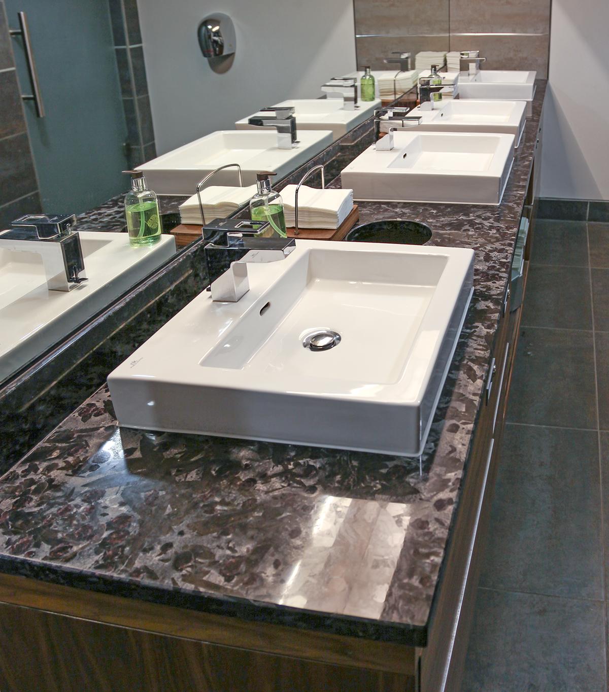 Accesorios De Baño Noken:diseño de los materiales de las firmas de porcelanosa grupo