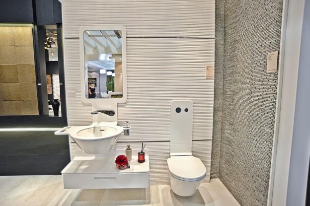 Les salles de bains de noken s duisent le public d 39 expo for Salle d exposition salle de bain