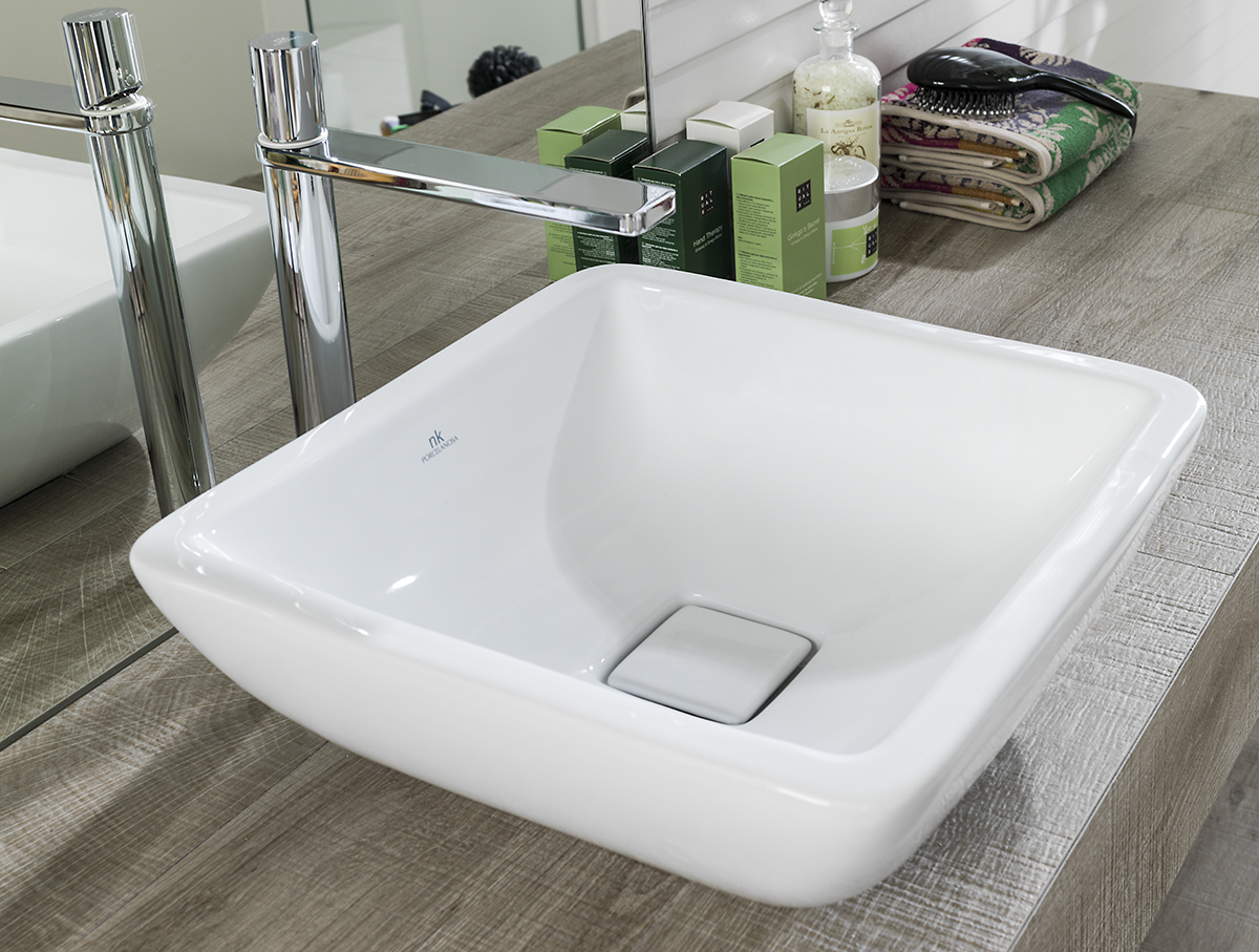 New forma washbasins versatility and elegance for modern bathrooms - Lavabo retro salle de bain ...