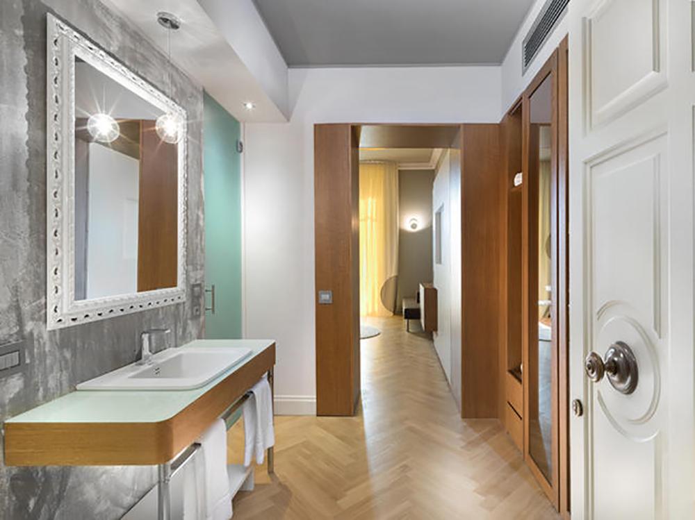 Griferia Para Baño De Lujo:Tendencias para Baños 2015: lujo urbano con griferías de diseño