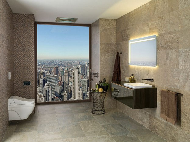 Cersaie-2015-Noken-Porcelanosa-bathrooms-mueble-de-baño-Lounge