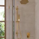 Tendencias-en-dorado-Fin-de-Año-Porcelanosa-bathrooms