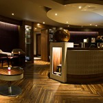 Lochside House Hotel Spa Porcelanosa bathrooms 11