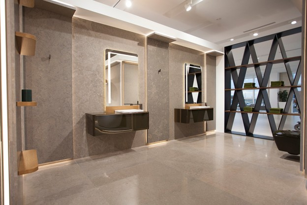 noken closes the 23rd porcelanosa exhibition by