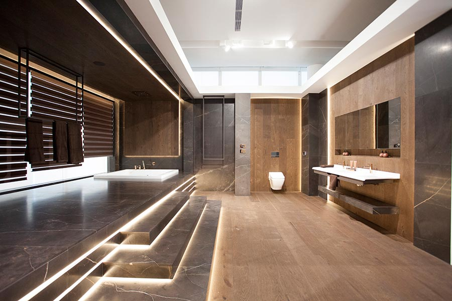 Noken closes the 23rd Porcelanosa Exhibition by reinforcing