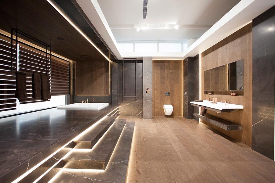 noken closes the 23rd porcelanosa exhibition by. Black Bedroom Furniture Sets. Home Design Ideas