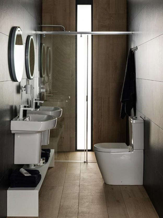 Compact bathroom amazing perfect compact bathroom wall for Find bathroom designs