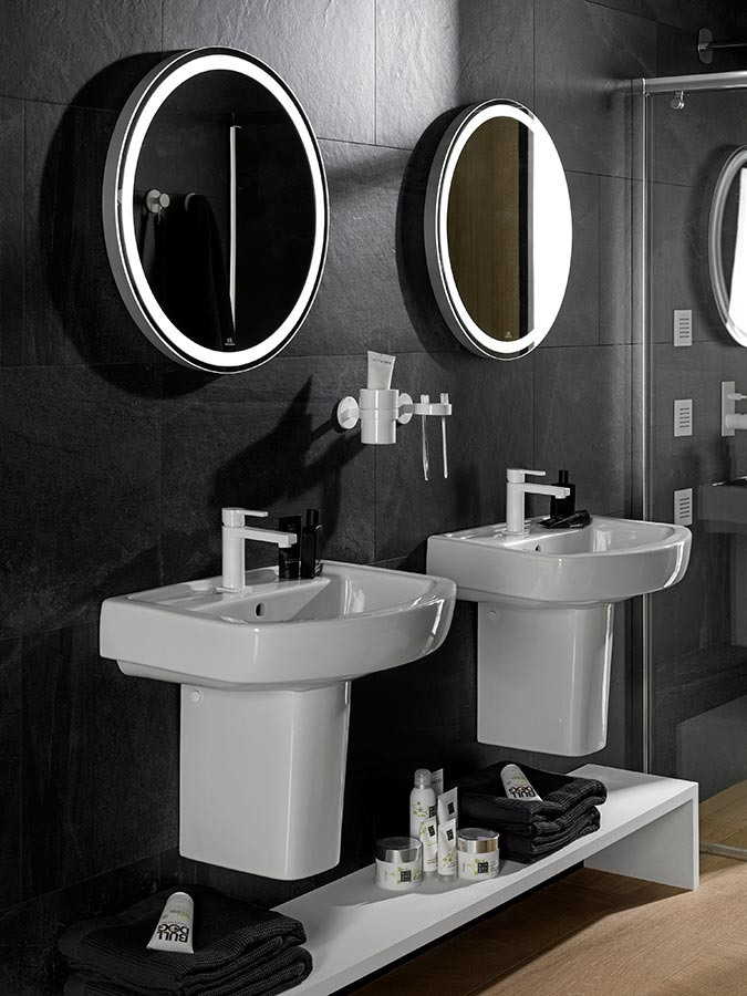 Compact Bathrooms Find Out How To Make Your Bathroom Space Look