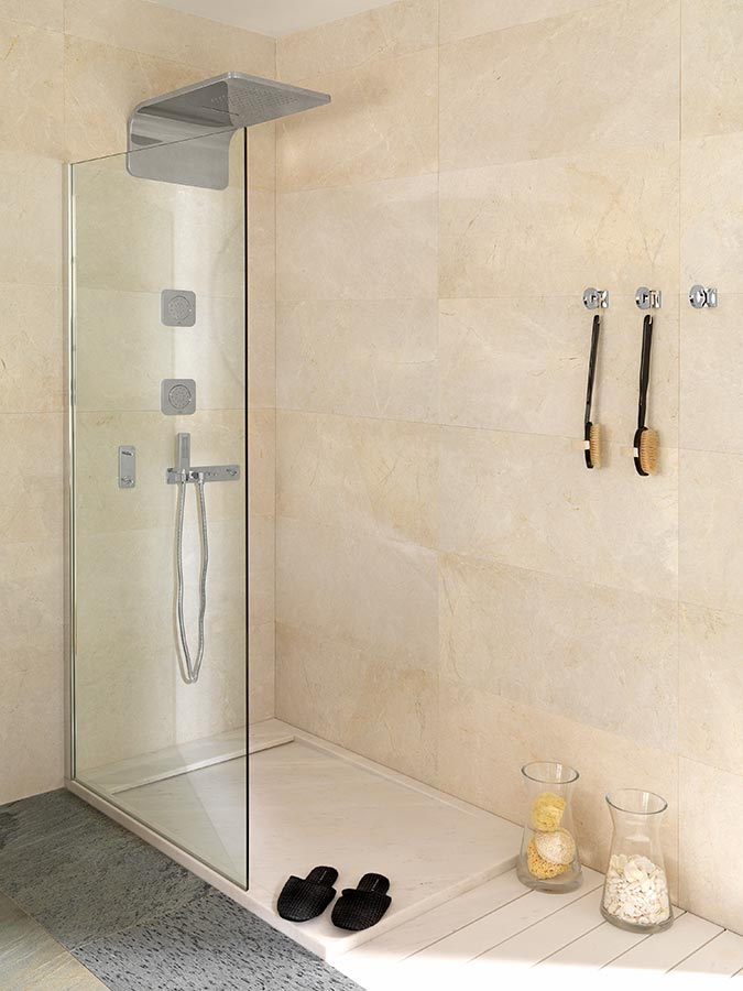 Ideal Showers For Unique Moments Sumptuousness And