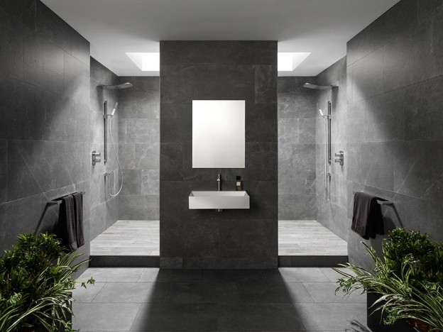 Cabinets personnalisez votre salle de bain en am liorant - Salle de bain porcelanosa ...