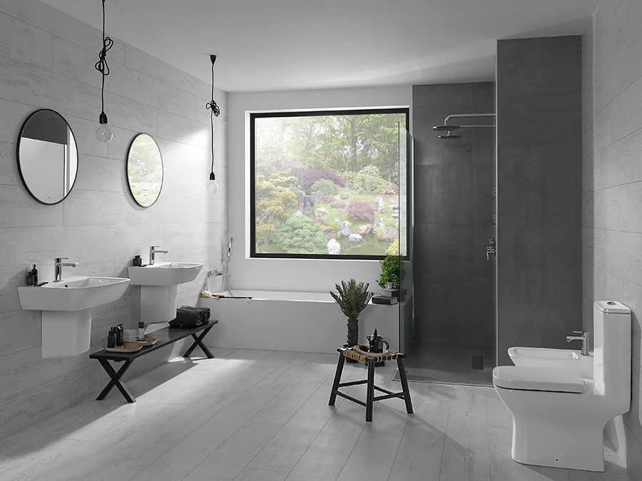 Urban C Practical Bathrooms At The Service Of Contemporaneity