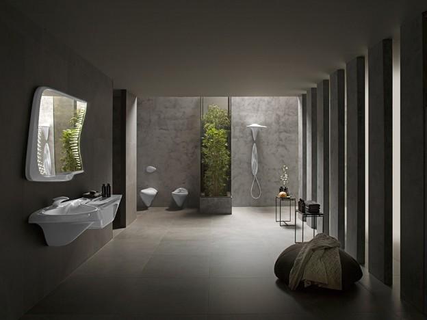Cersaie 2016 vitae ou la salle de bain du futur par zaha for Salle de bain du futur