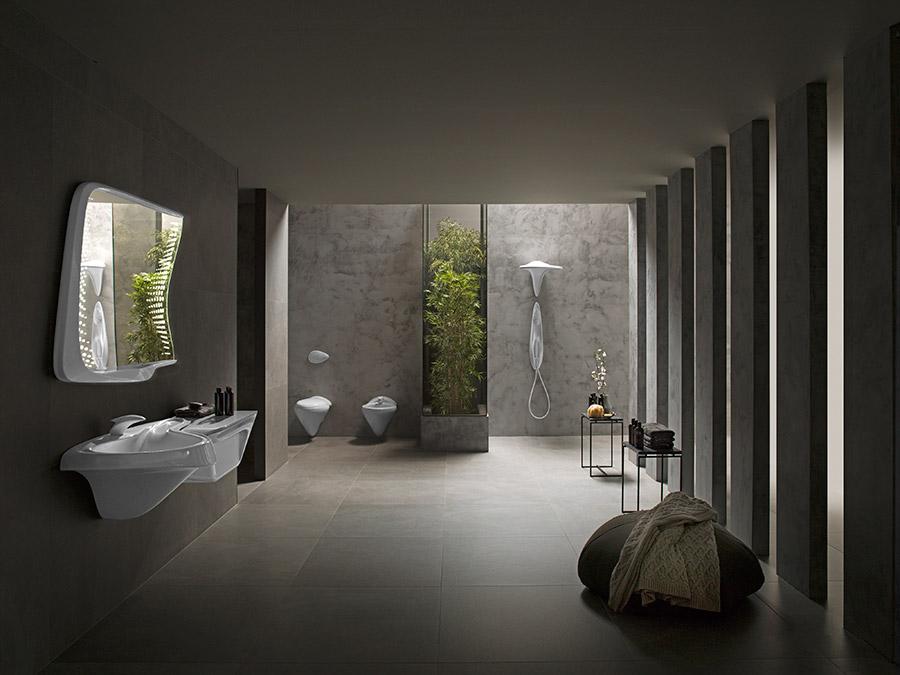 Cersaie 2016 vitae or the evolution of the bathroom of for Future bathroom designs