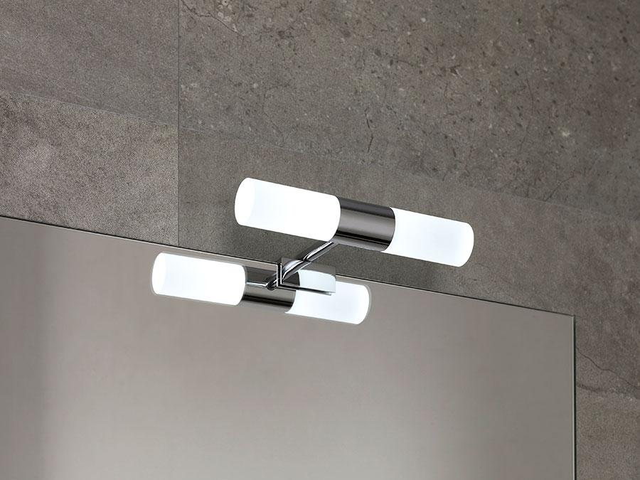 Apliques para espejos el complemento de ba o perfecto - Apliques de luz para banos ...