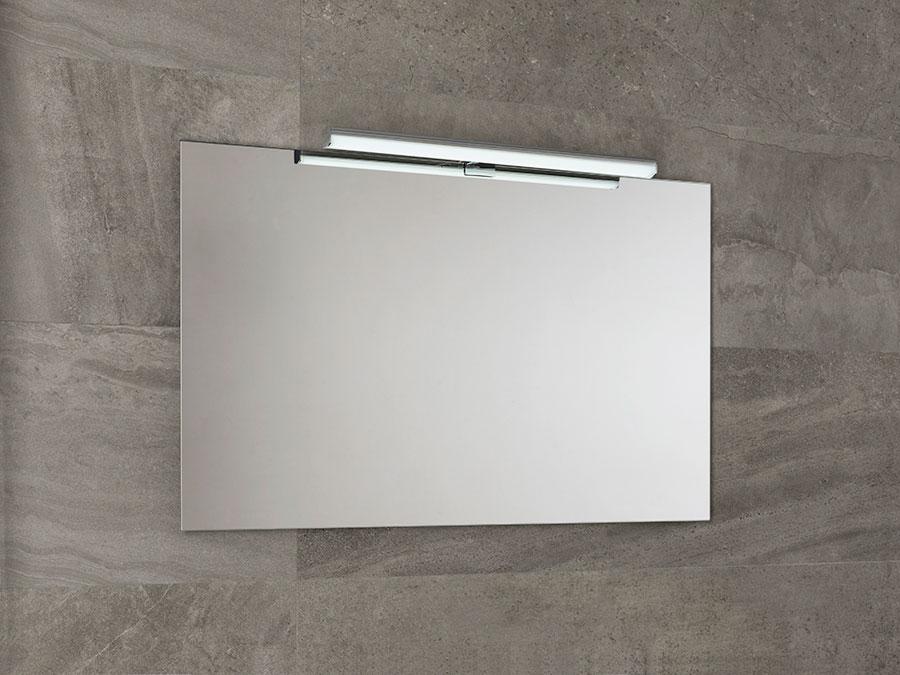 Apliques para espejos el complemento de ba o perfecto - Espejos de bano con luz ...