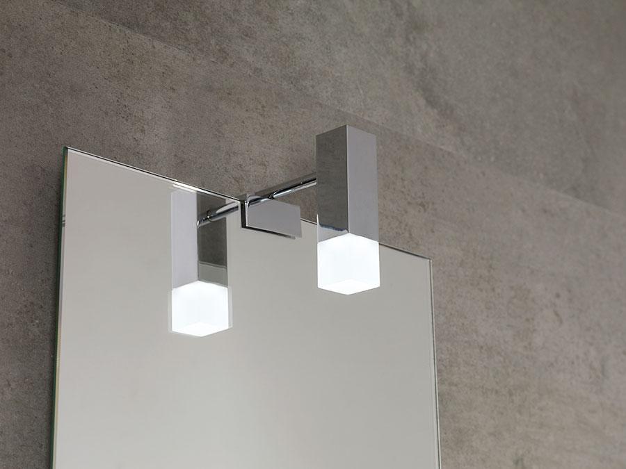 apliques espejos con luz noken