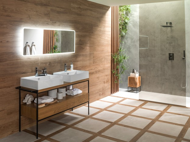 Your bathroom your way of life bathroom equipment - Porcelanosa azulejos bano ...