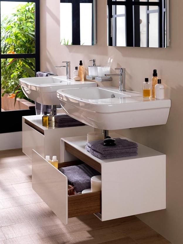 Tendencias en muebles de baño: elige el diseño que mejor se adapte a ...