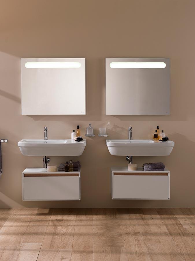 Muebles Bano Porcelanosa.Trends In Bathroom Furniture Choose The Design That Best