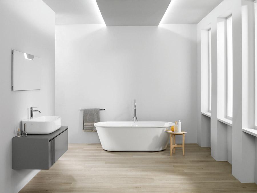 Cersaie 2017 colecci n arquitect ba os de pureza for Salle de bain 5m carre