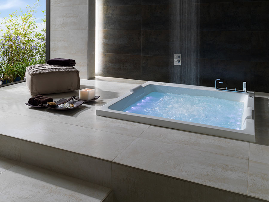 baño spa noken