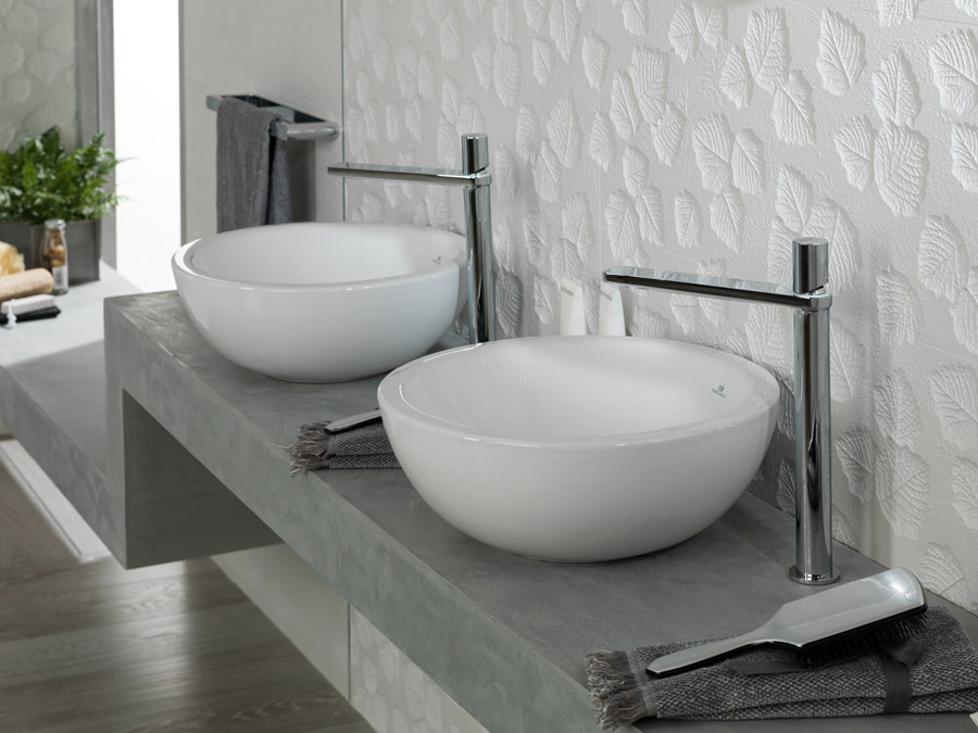 Tendencias en ba os 2018 noken for Banos 2017 porcelanosa