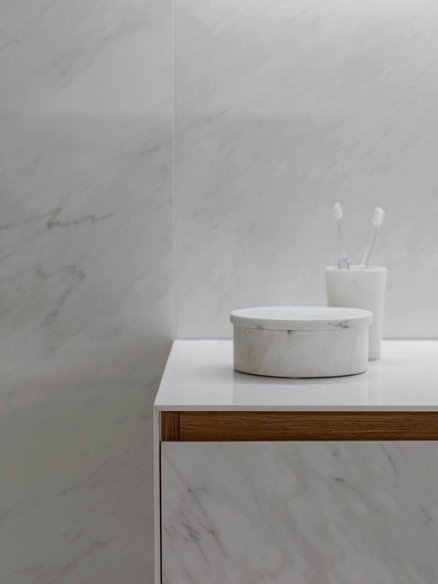 Porcelanosa Meuble De Salle De Bain collection de meuble de salle de bains tile : minimalisme et
