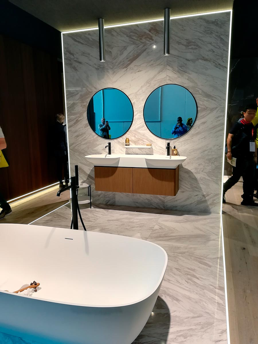 Noken At Eurocucina The Latest Trends In Kitchens And