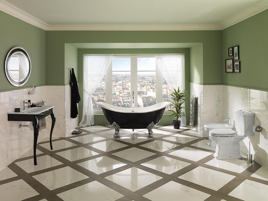 Clical Bathrooms Rejuvenated