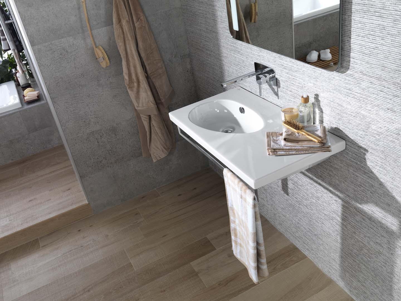 Hotels Noken Porcelanosa Bathrooms