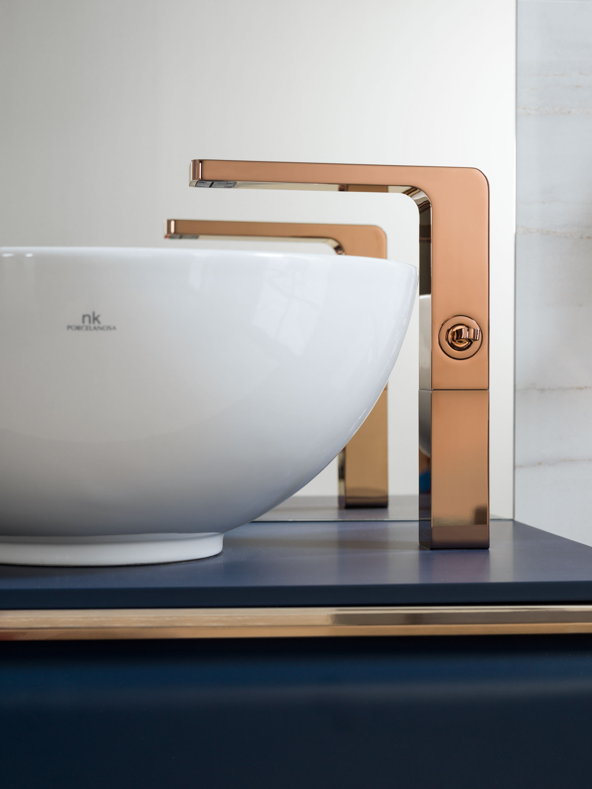 Copper Bathrooms Pink Luxury For Distinctive Designs Noken