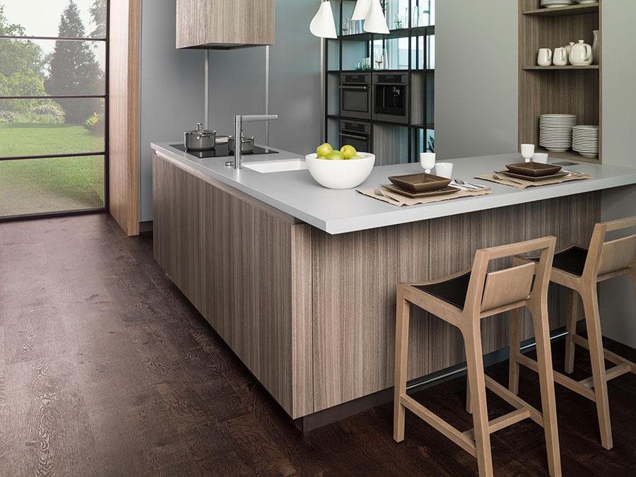 Grifería de cocina Pure Line: diseño y tecnología en la estancia más ...