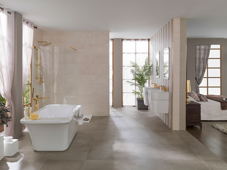 Gold Baths The Decorative Luxury That Makes The Bathroom