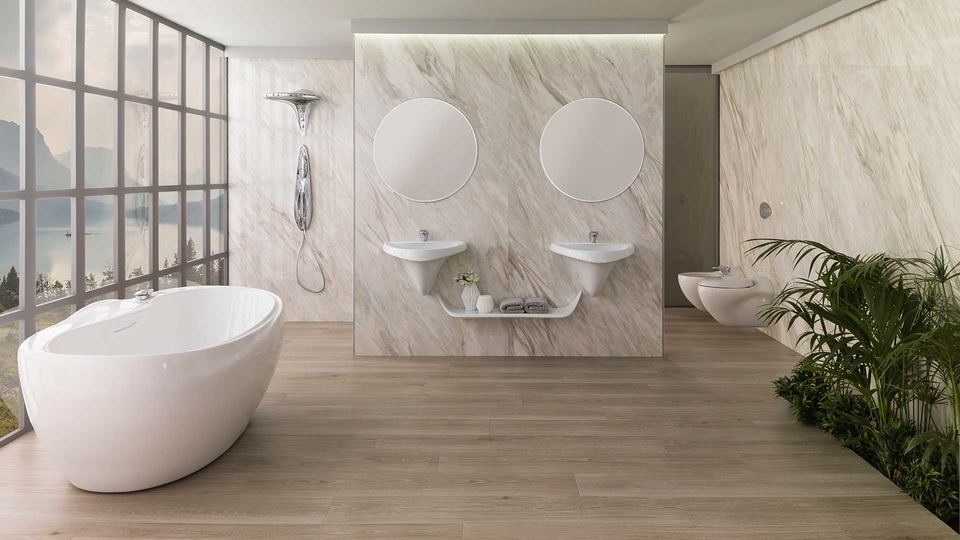 The 25th PORCELANOSA Grupo Exhibition: new Vitae pieces for