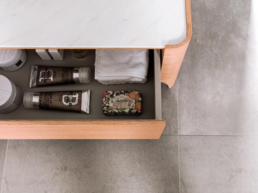 Cersaie 2017: Nuevos muebles de baño Nature y Frame ...