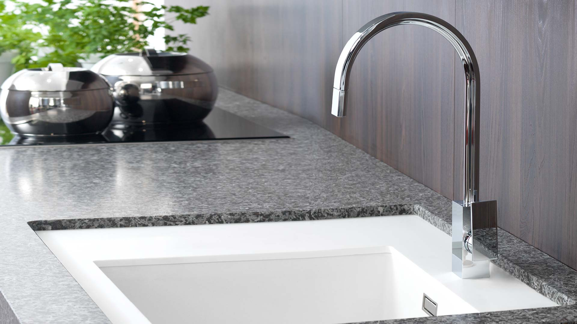 How To Choose Kitchen Taps 5 Designs For 5 Styles Noken Porcelanosa Bathrooms