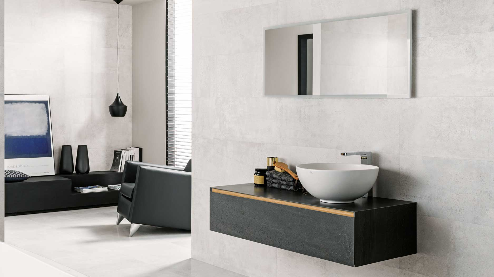 Immerse yourself in the bathrooms trends in 2018 noken - Tendencias banos 2018 ...