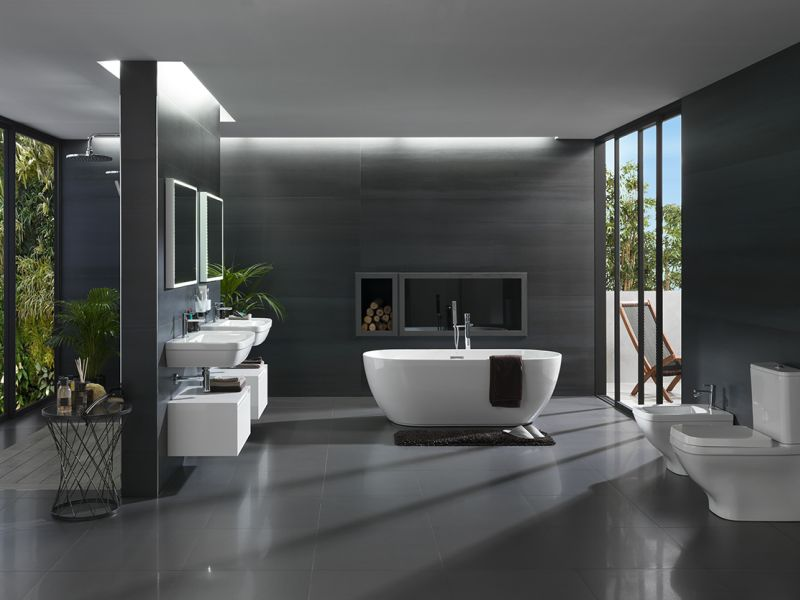 Nk Concept Develops The Concept Of Bathrooms With A Sustainable